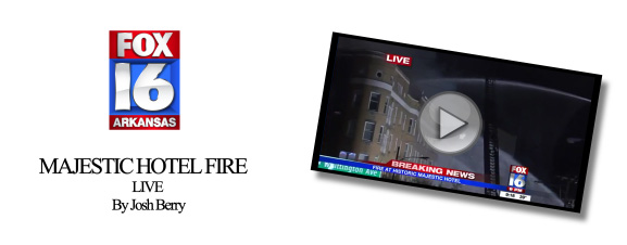 FOX 16 Majestic Fire
