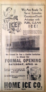 Home Ice Company - April 16, 1949 - 1