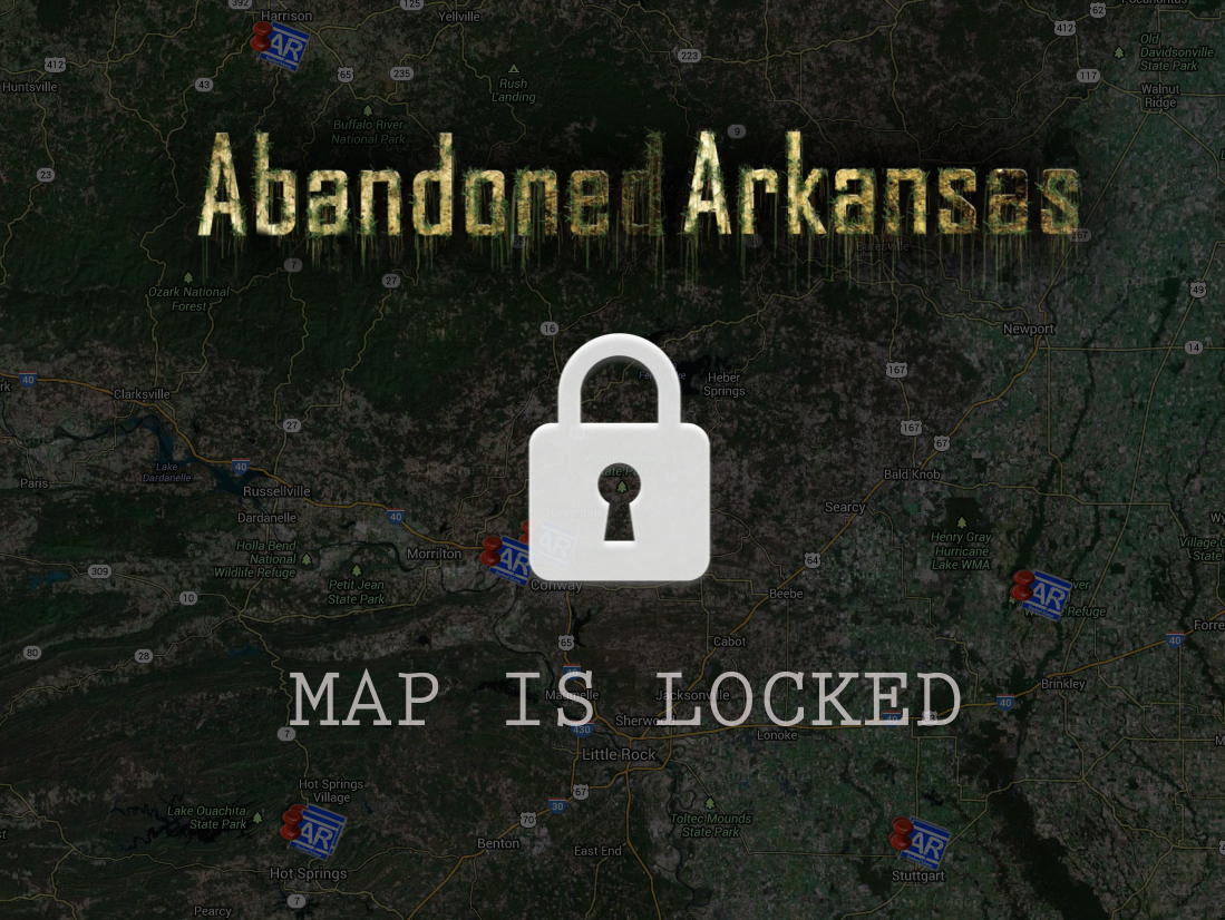 Maps LOCKED